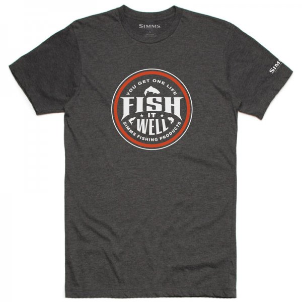 Simms® Fish It Well T-Shirt