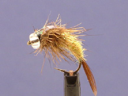 Micro Brite Yellow Nymph