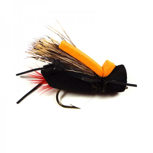Rainy's® Js Black Hopper Popper