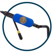 Regal® Medallion Series Color Head Only/Midge Jaws - Royal Blue
