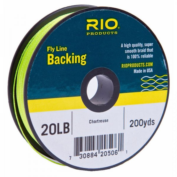 RIO® Dacron Backing 180m/20lb