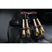 RodMounts® Sumo Suction Mount Rod Carrier
