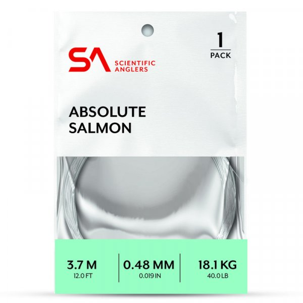 Scientific Anglers® Absolute Salmon Leader