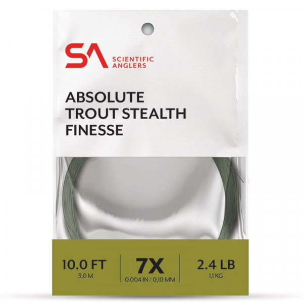 Scientific Anglers® Absolute Trout Finesse Leader