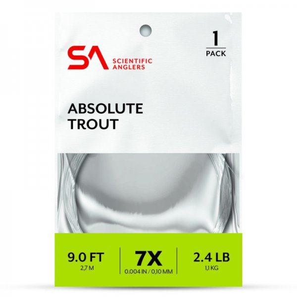 Scientific Anglers® Absolute Trout Leader