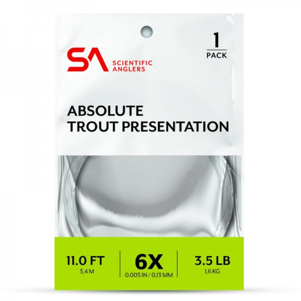 Scientific Anglers® Absolute Trout Presentation Leader
