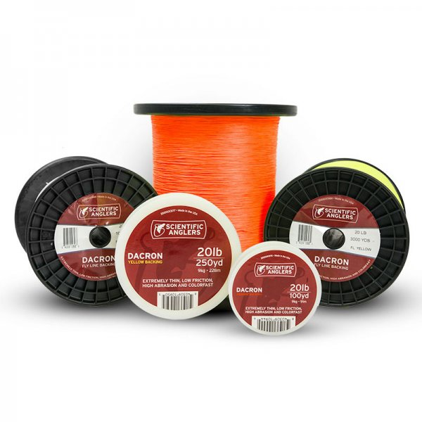 Scientific Anglers® Dacron Backing 250yds/20lb