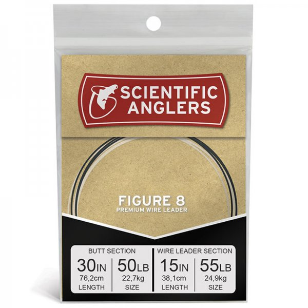 Scientific Anglers® Figure 8 Leader