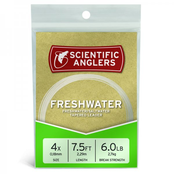 Scientific Anglers® Freshwater Leader