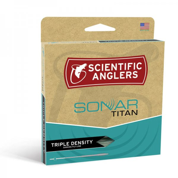 Scientific Anglers® Sonar Titan Int/Sink2/Sink3