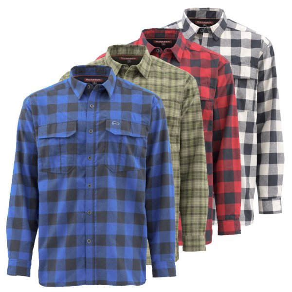 Simms® Coldweather Plaid Shirt