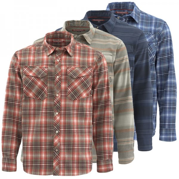 Simms® Gallatin Flannel Shirt