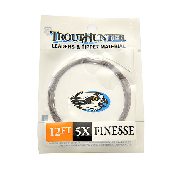 TroutHunter® Finesse Leaders 12'